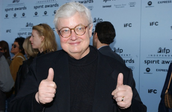I'd give you two thumbs up any day, Mr. Ebert