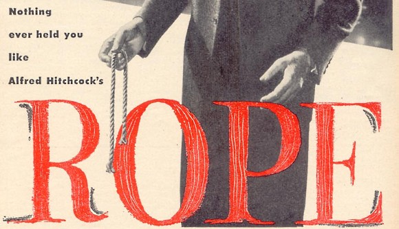 """Alfred Hitchcock's """"Rope"""""""