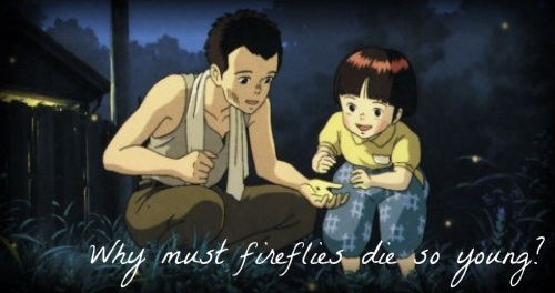 Grave of Fireflies (1988)