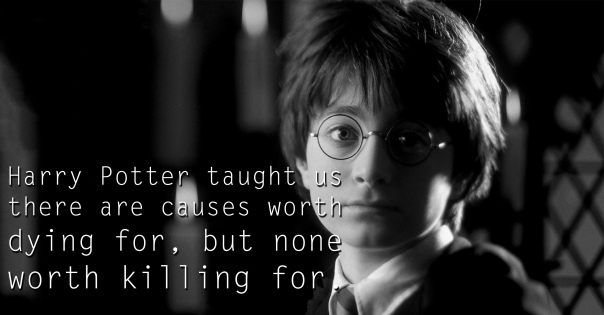 Harry Potter - See the 30 Things That Harry Potter taught us