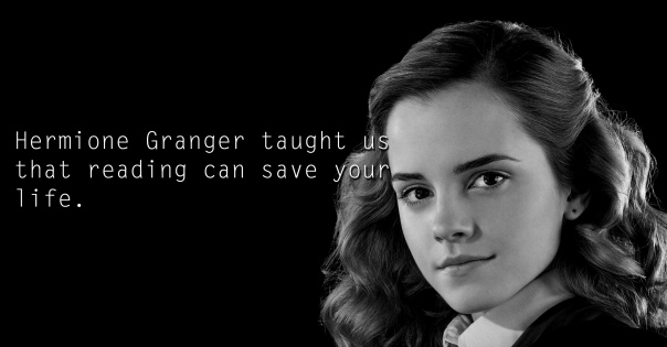 Hermione Granger - See the 30 Things That Harry Potter taught us