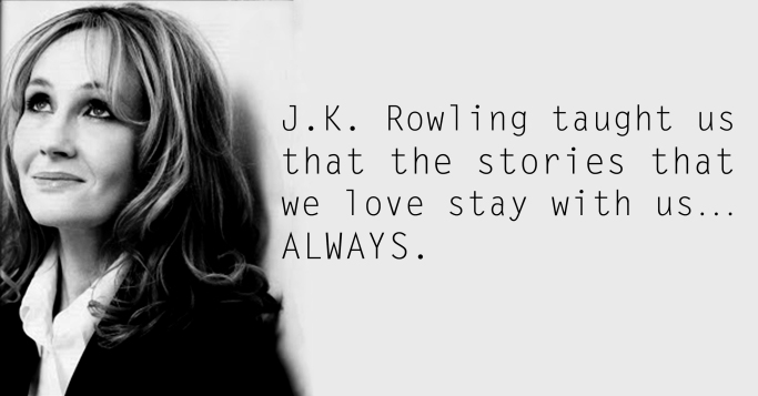 J.K. Rowling - See the 30 Things That Harry Potter taught us