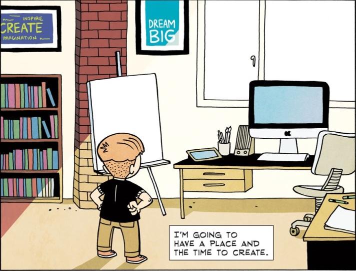 [see the full] Bukowski Comic 4