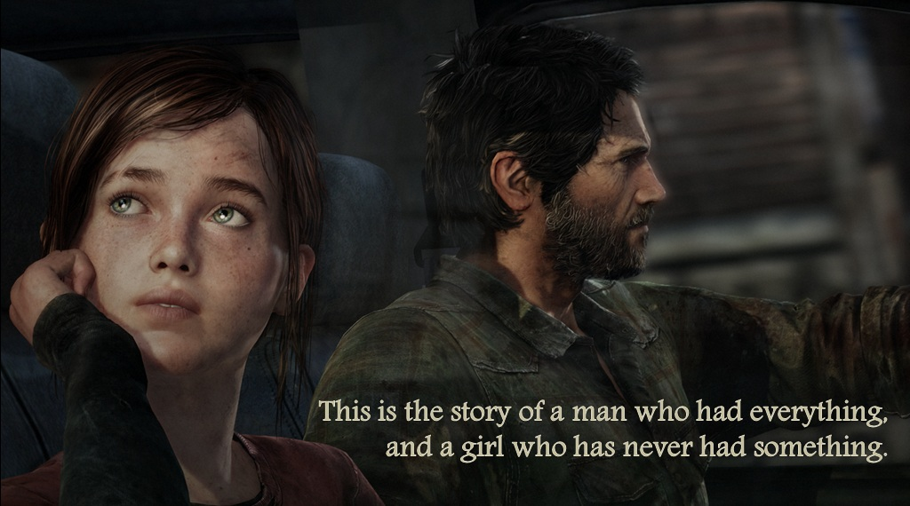 The last of us [gif.]