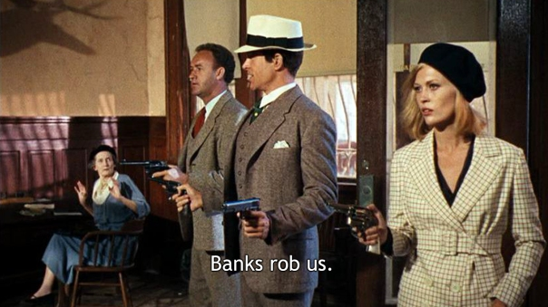 Bonnie and Clyde [Click for more] updated classic movie quotes