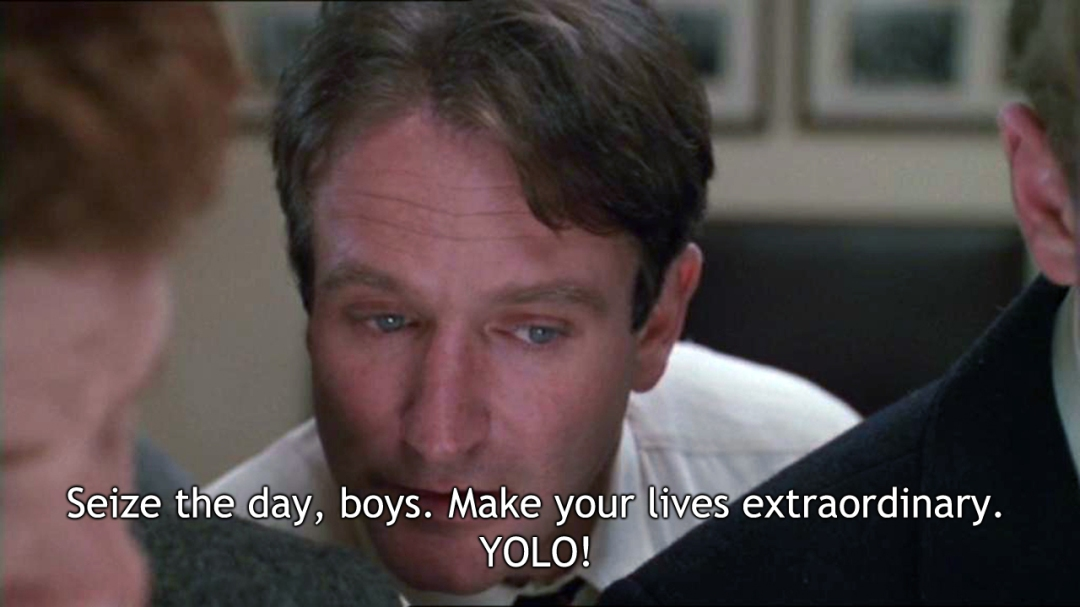 Dead Poet Society [Click for more] updated classic movie quotes