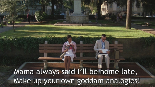 Forrest Gump [Click for more] updated classic movie quotes