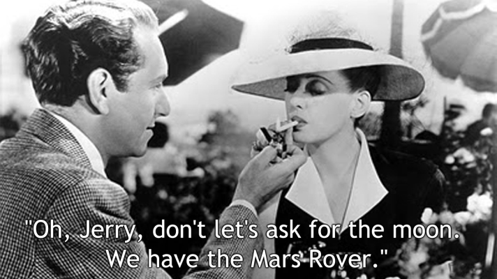 Now, Voyager [Click for more] updated classic movie quotes