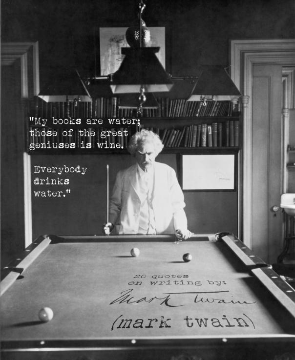 Corn Pone Opinions Mark Twain Essay