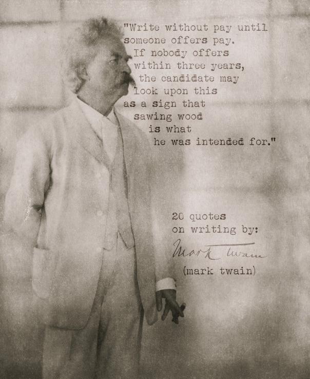 Twain essay