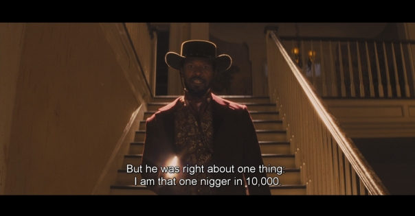 Django - That one nigger in 10 thousand